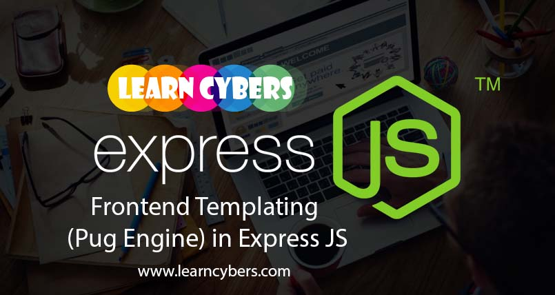 Frontend Templating (Pug Engine) in Express JS
