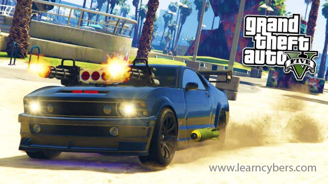 Grand Theft Auto V 5 Action & Adventure Game & Cheat Codes