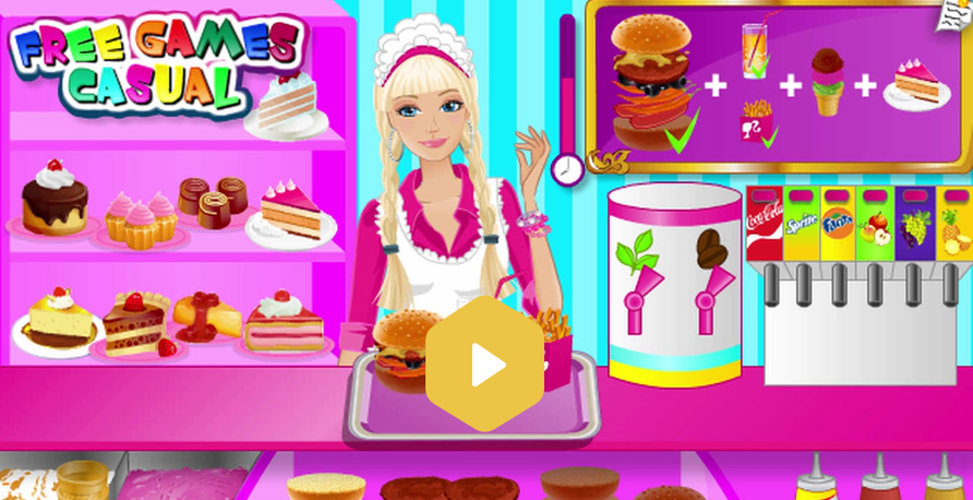 Barbie-Fun-Cafe