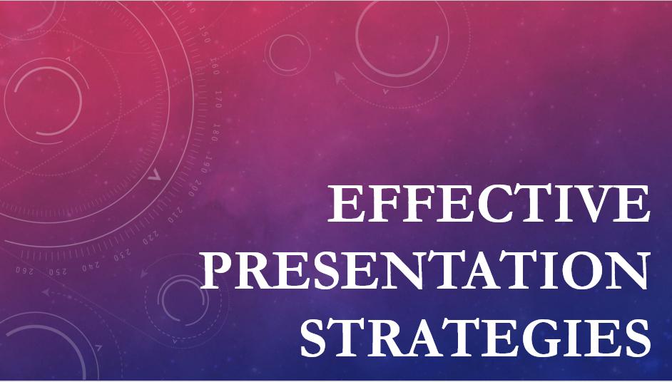 2 Best Strategies For Presentation