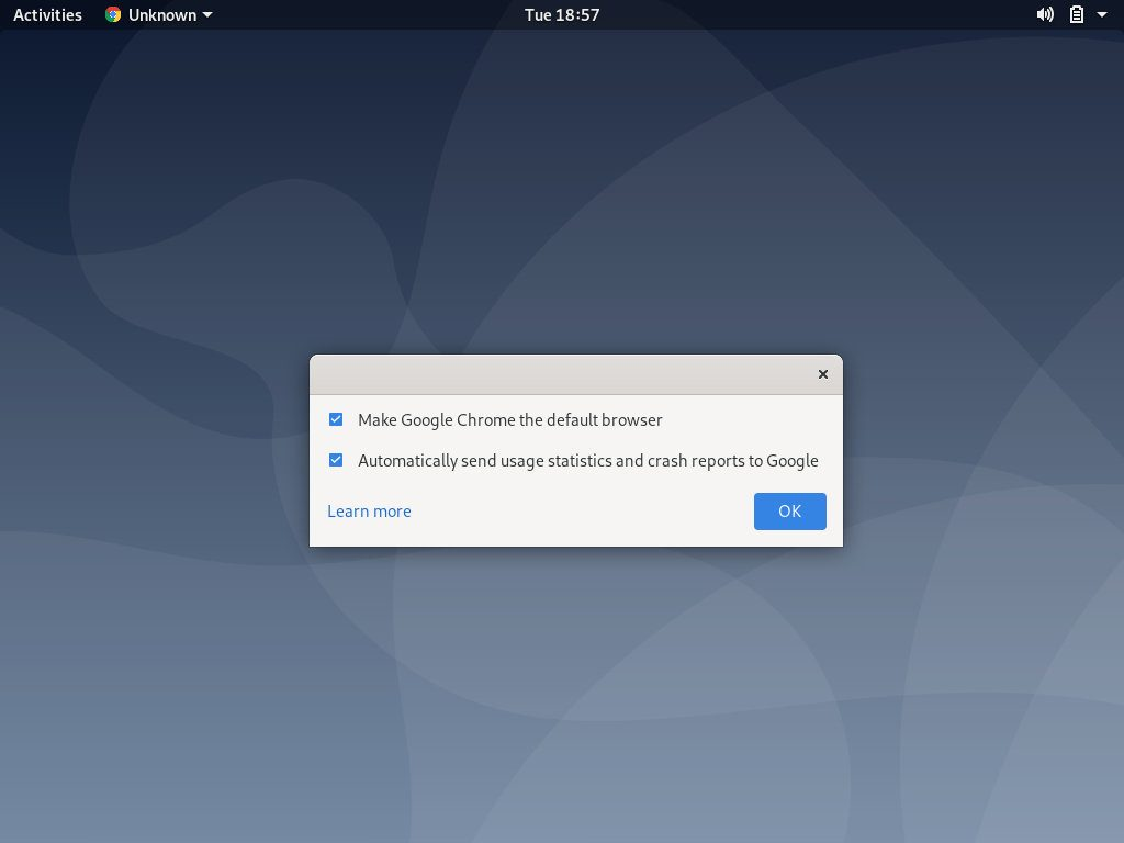 debian-google-chome-default-browser