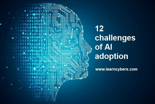 12 challenges of Artificial Intelligence adoption