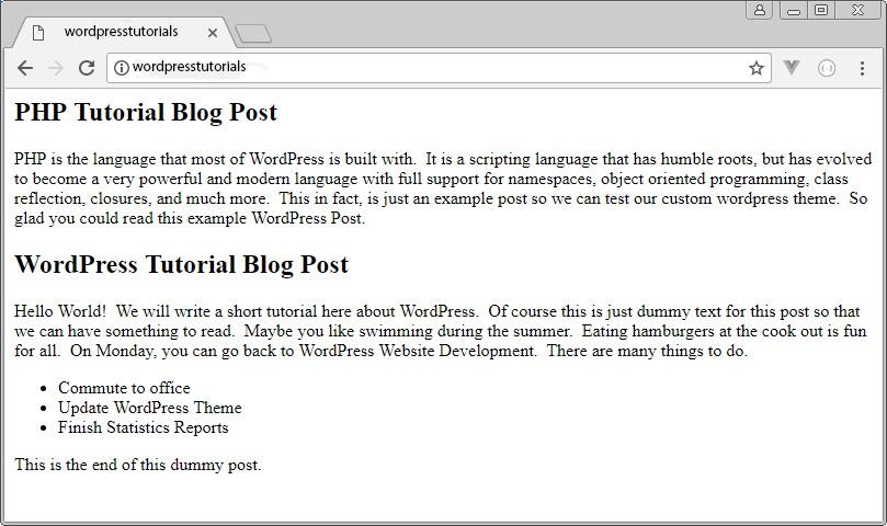WordPress Theme Development Tutorials [All in 1 Best Series] 9