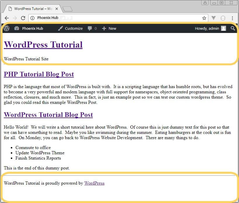 WordPress Theme Development Tutorials [All in 1 Best Series] 13