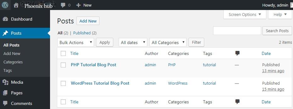 WordPress Theme Development Tutorials [All in 1 Best Series] 6