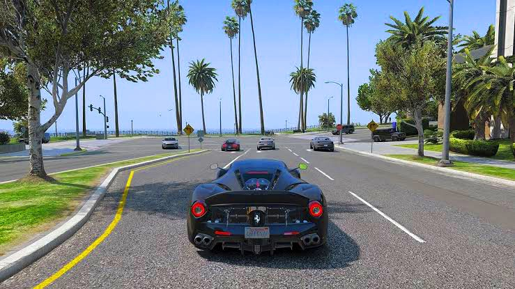 GTA 5 cheats PS4