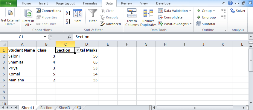 Create Dropdown List in Excel Cell [Best 1]