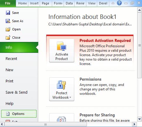 Enable Excel Developer Tab 2020 to Ribbon [Windows, Mac] 1