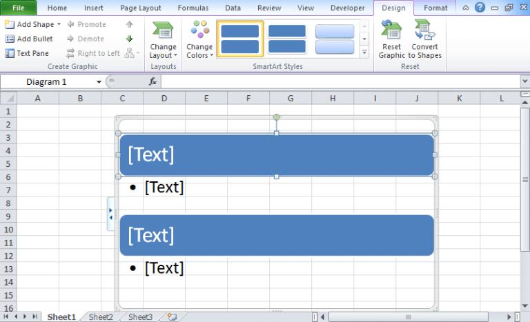 Excel-bullet