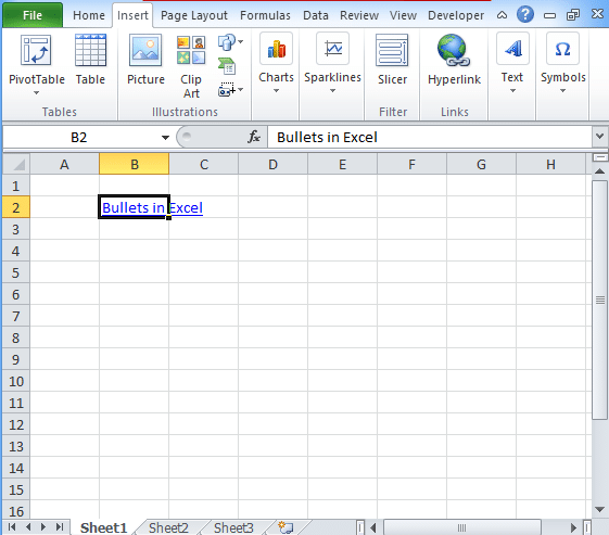 Excel Hyperlink Functions and Formulae [With Examples]