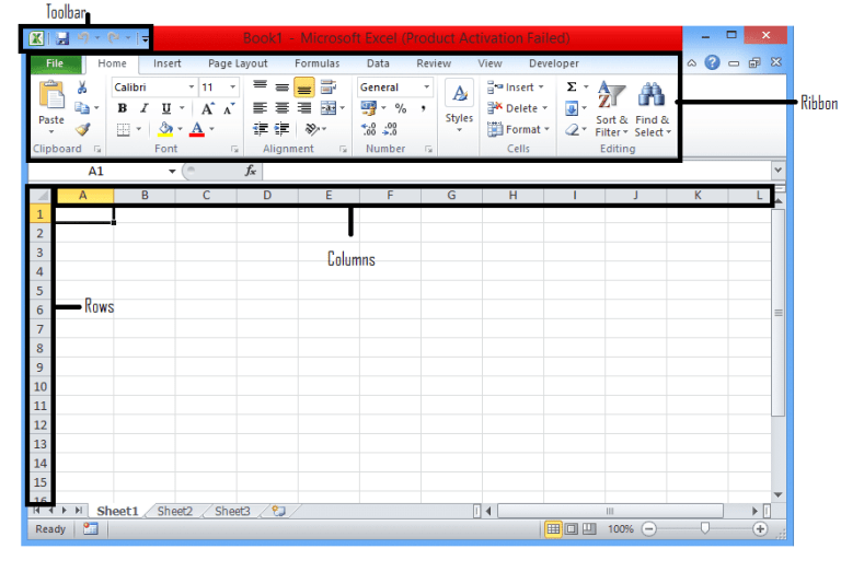 Excel Tutorial Online: Learn from basic to advanced