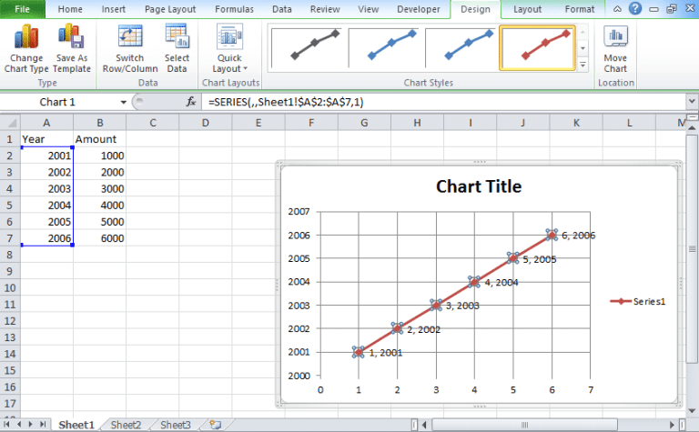 Regression Analysis in Excel [Linear Regression]