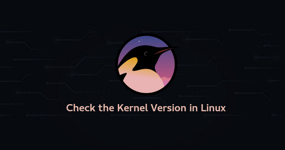 Kernel Version in Linux [Easy Way to Check]