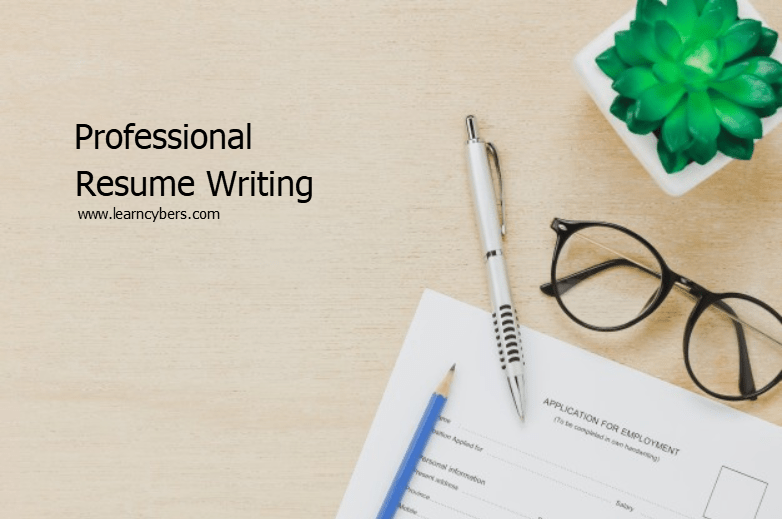 How to write resume