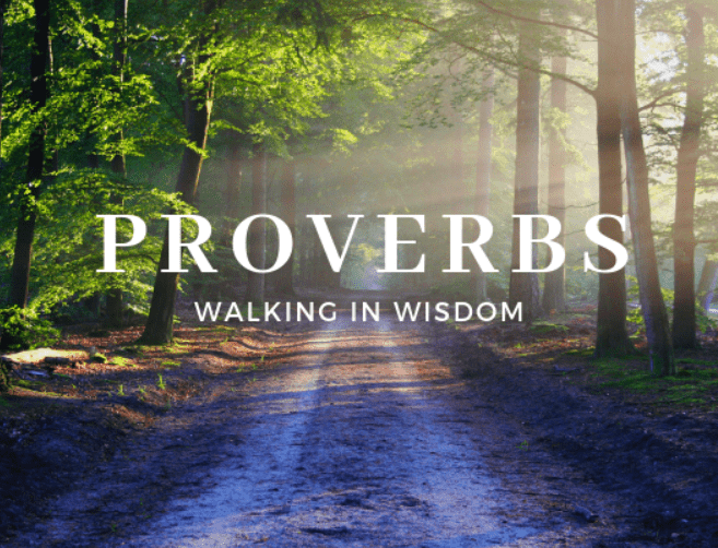 Proverbs / Wise Sayings