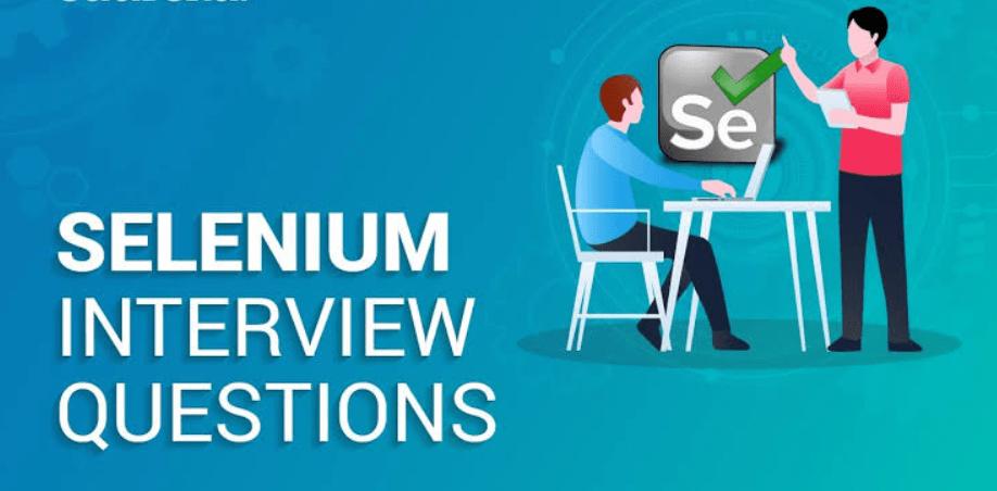 Top 20 Selenium Interview Questions
