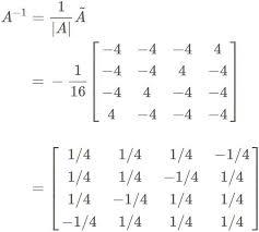 determinant calculator 20