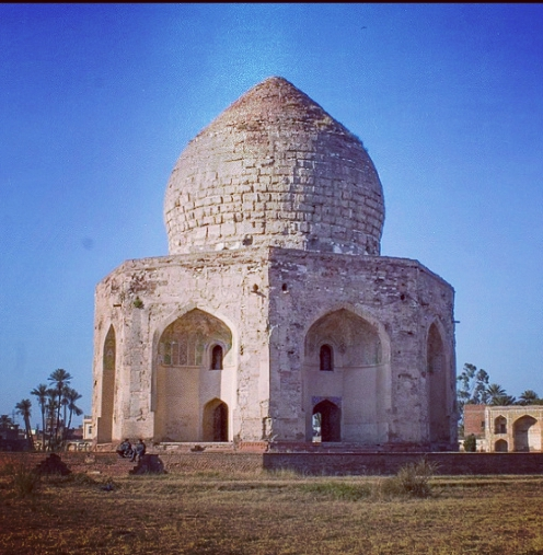 Tomb of Asif Jah (Asif Khan) at Shahdara, Lahore