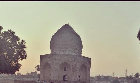 Tomb of Asif Jah 3