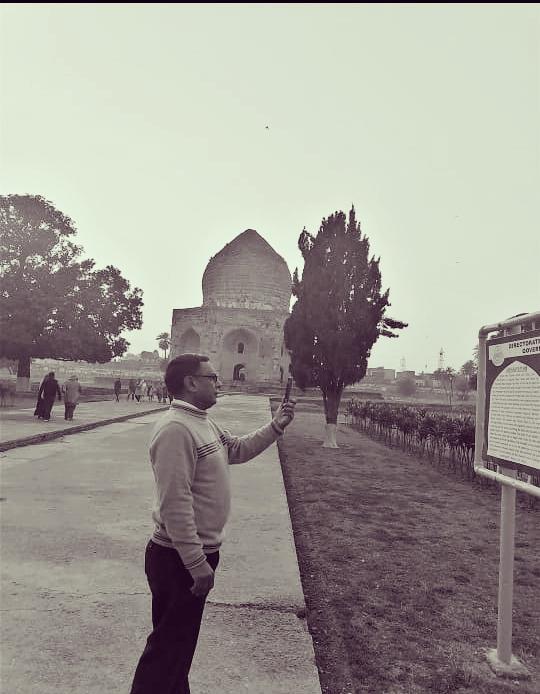 Tomb of Asif Jah 4