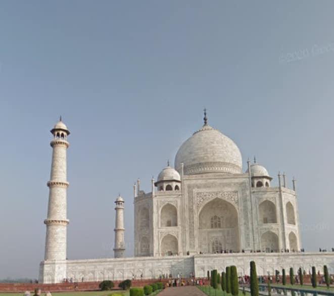 Taj Mehal, Agra, India